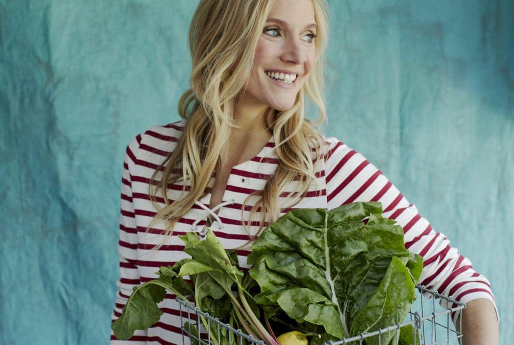 Calgary Avansino on launching her wellness website
