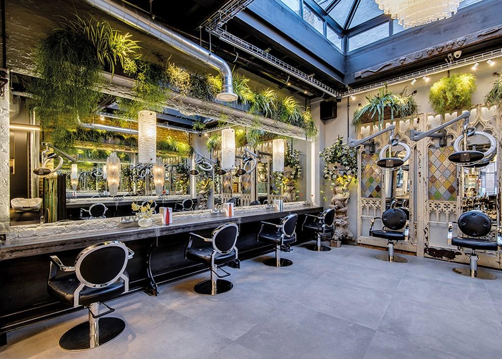 Hari's Hair Salon Fulham Road in The Glossary