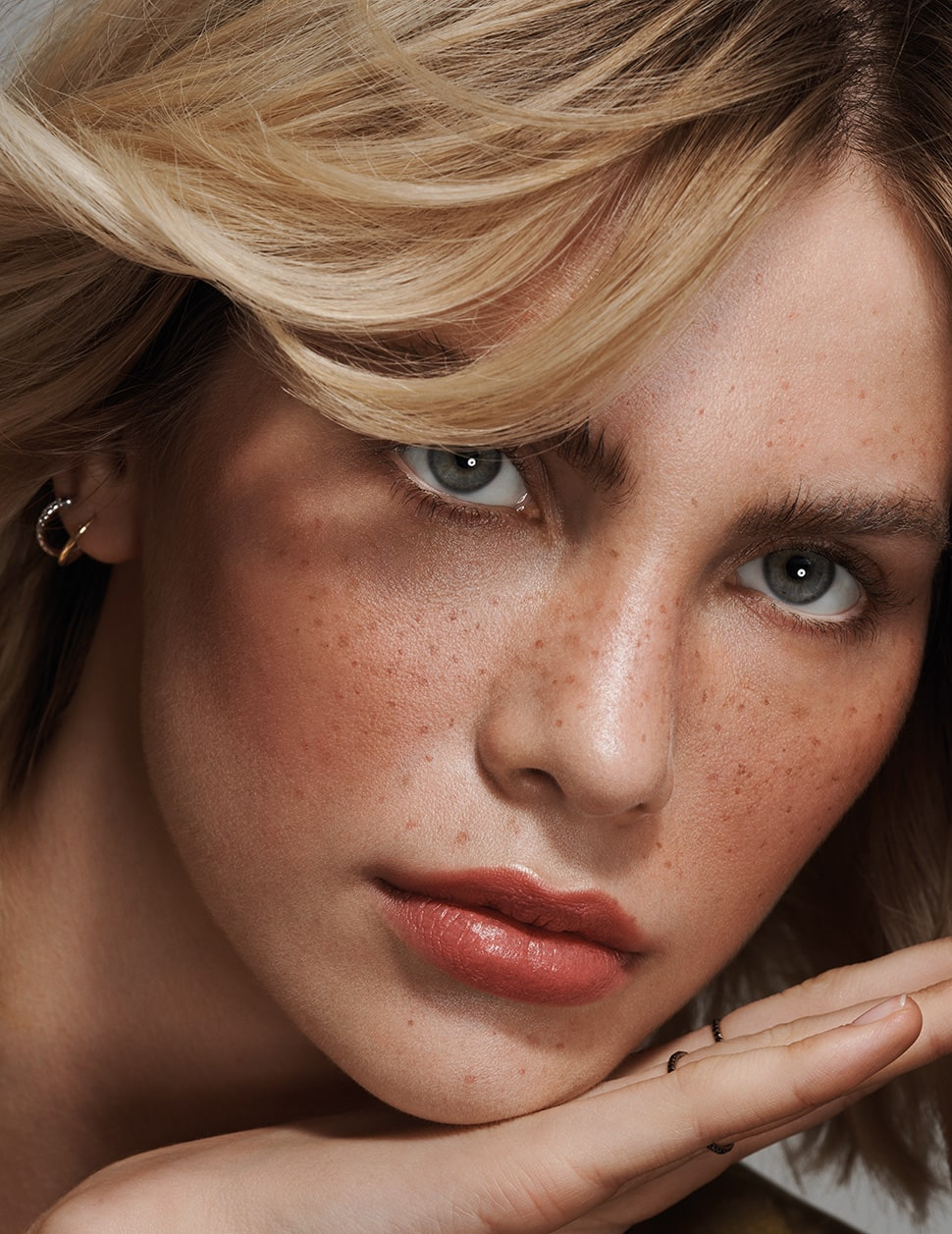 From blush draping to bronze ambition make-up artist Nikki Wolff on the season's key trends and glossiest looks