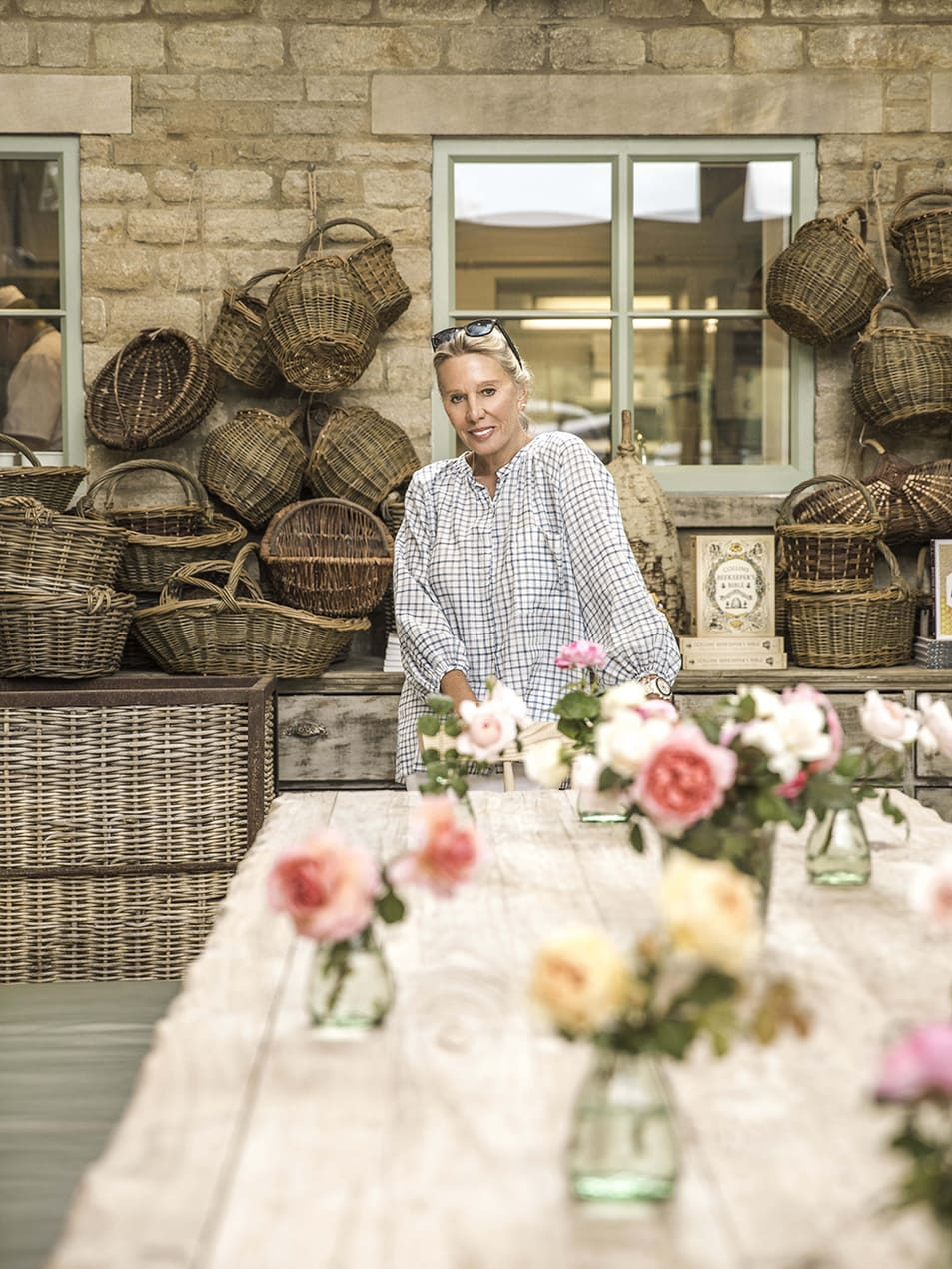 Lessons from the Daylesford Organic pioneering founder Lady Bamford