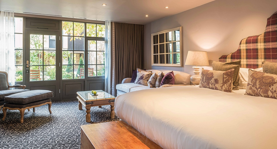 Discover The Lygon Arms, an intimate Cotswolds spa retreat Courtyard Suite 2