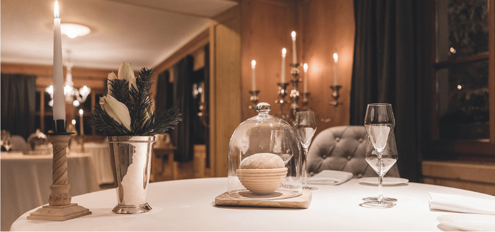 From piste to feast: the gastronomic ski resort of Alta Badia, Italy St Hubertus restaurant in San Cassiano Italy
