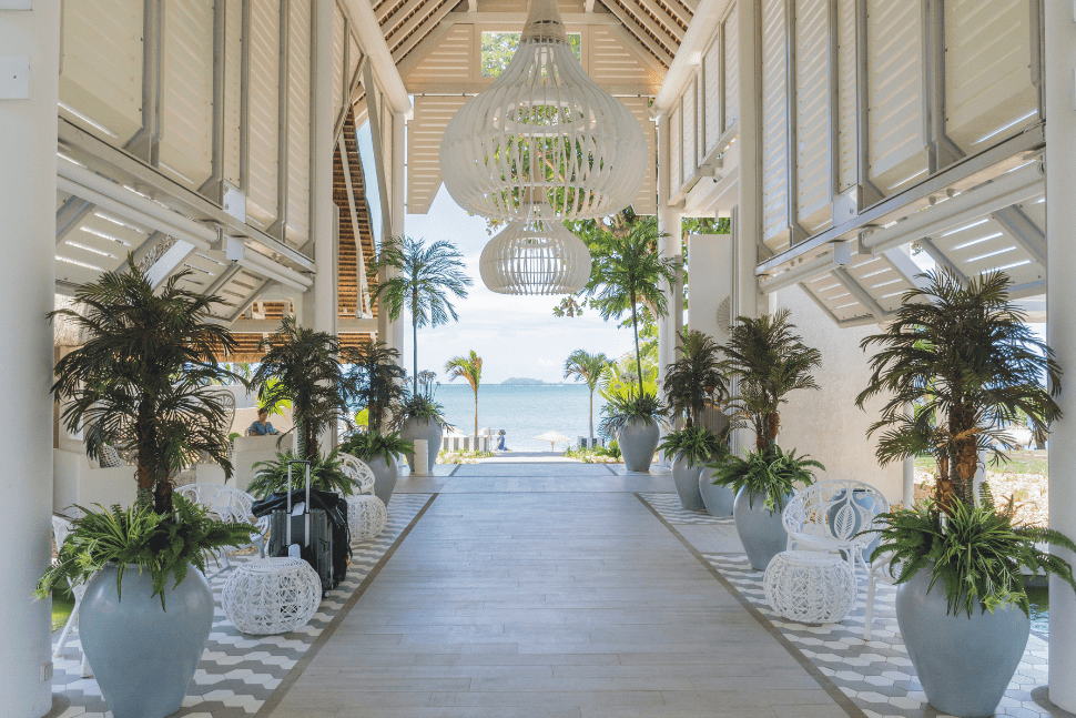 The LUX* Grand Gaube is your must-go resort in Mauritius