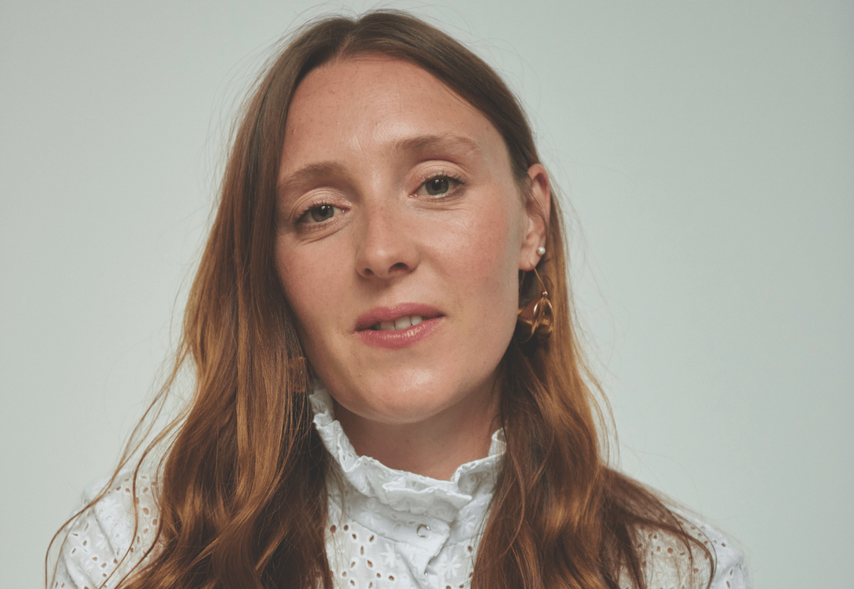 Amy Powney, creative director at Mother of Pearl