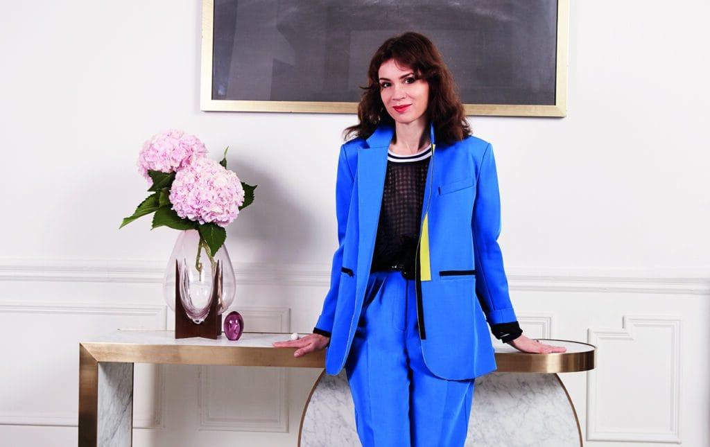 Jeweller Lara Bohinc brings her style to London's most striking interiors