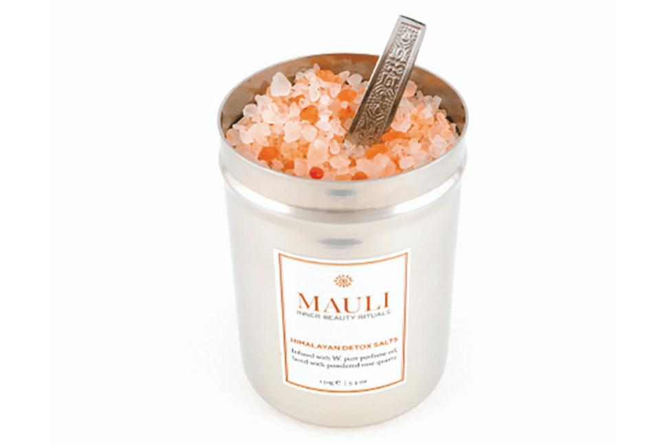 Mauli Himalayan detox salts