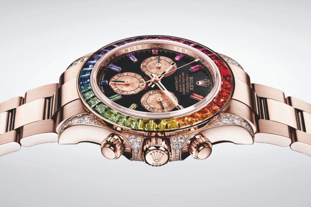 Rolex Rainbow Daytona 1200x800