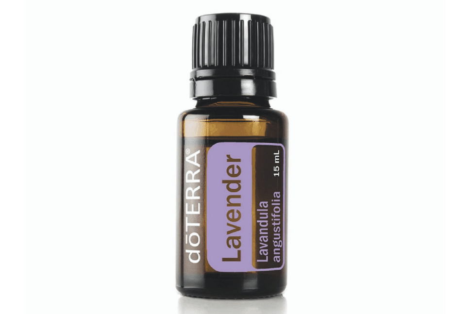 doTERRA lavander essential oil