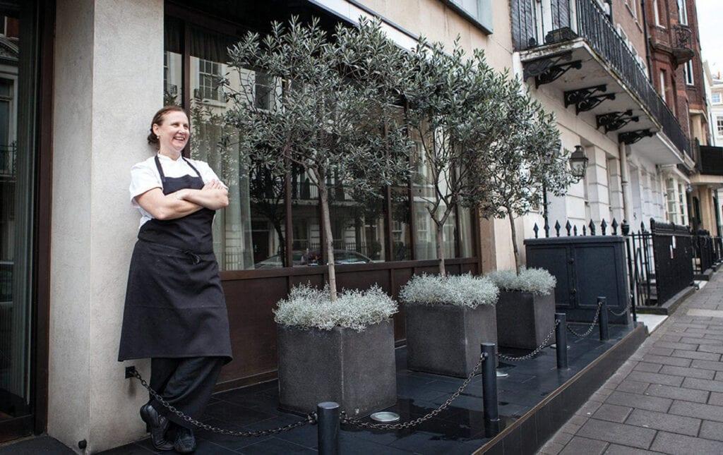 Chef Angela Hartnett on staying ahead of the London dining scene