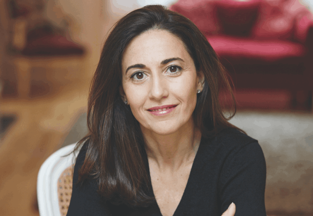 Diana Verde Nieto, founder and CEO of Postive Luxury and creator of the Butterfly Mark