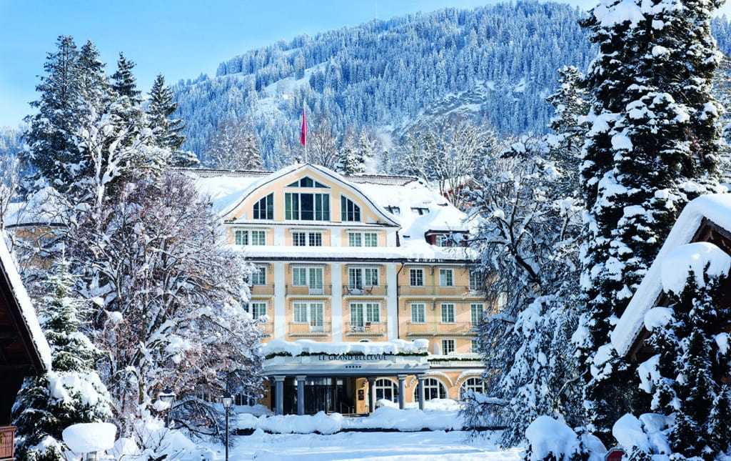 The high life: five of Europe's most magical mountain retreats