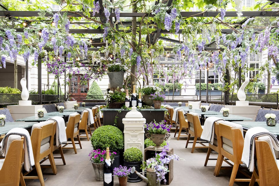10 new alfresco pop-ups and terraces to discover this summer