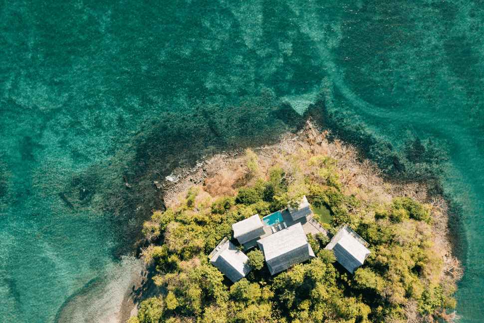 The most enchanting treasure island hotel hideaways to discover