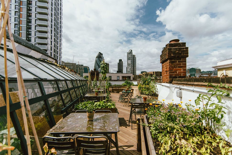 The 16 best rooftop bars in London for high altitude drinking and dining