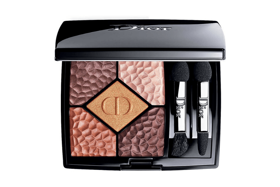 Dior Five Couleurs Wild Earth limited edition eyeshadow palette