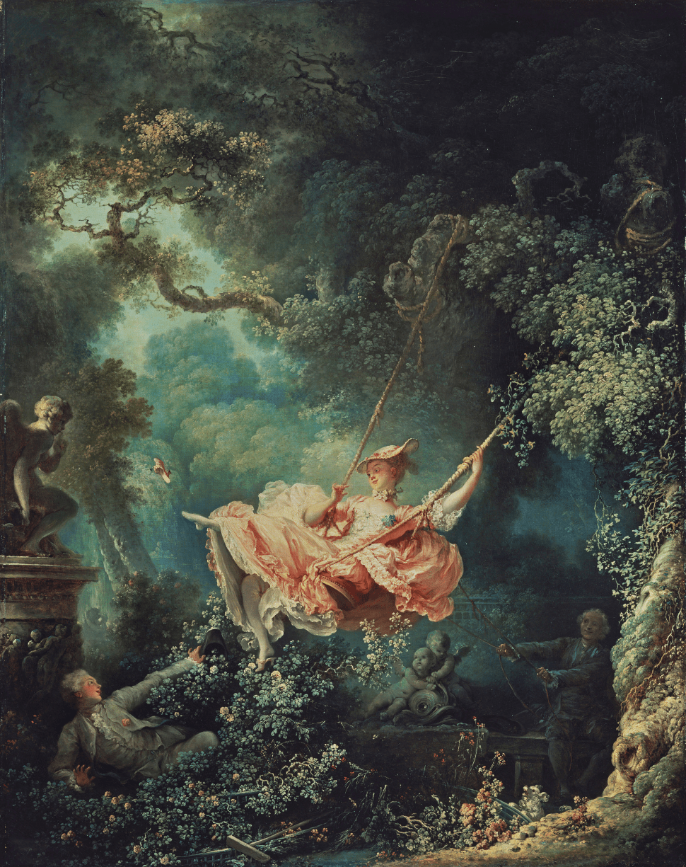 Fragonard, The Swing (c) The Wallace Collection