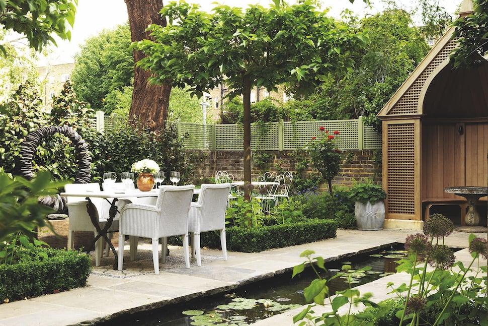The secret garden at Number Sixteen in Kensington - Garden
