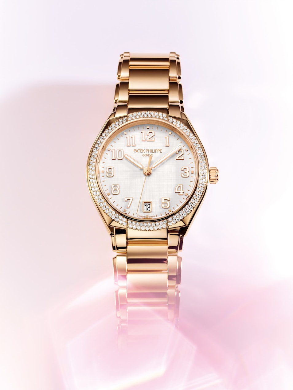 Patek Philippe's Twenty~4 Automatic redefines an icon for the modern woman