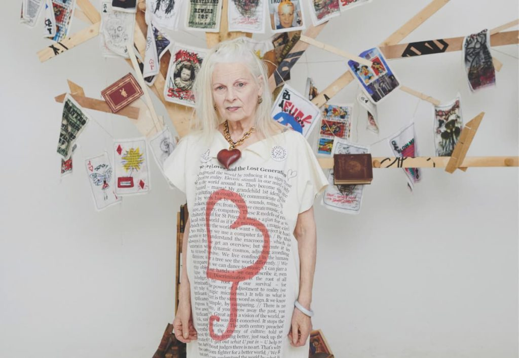 Socially conscious gift ideas to make a positive impact this Christmas Vivienne Westwood SS19