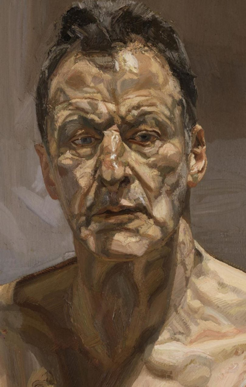 The best exhibitions to visit in London this autumn Lucian Freud e1569958135909