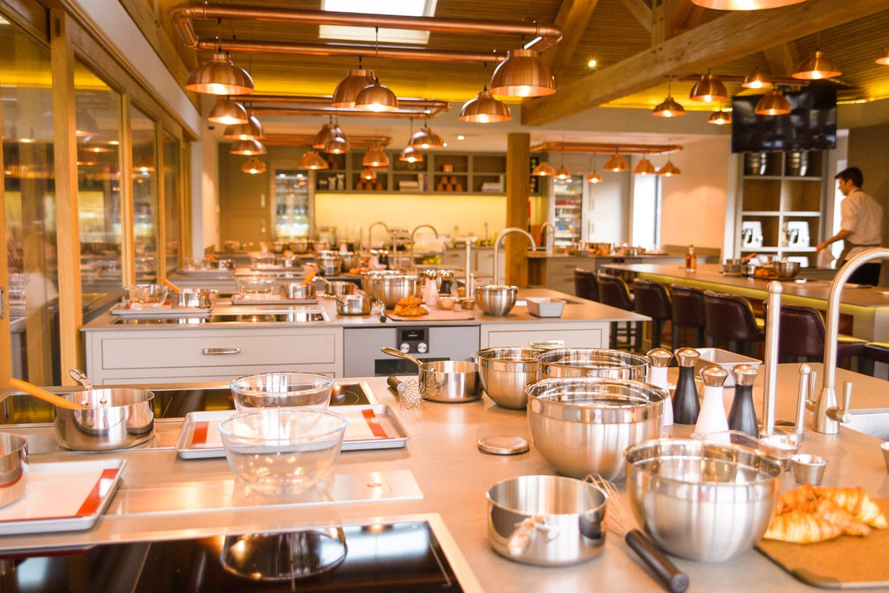 The Kitchen Cookery School