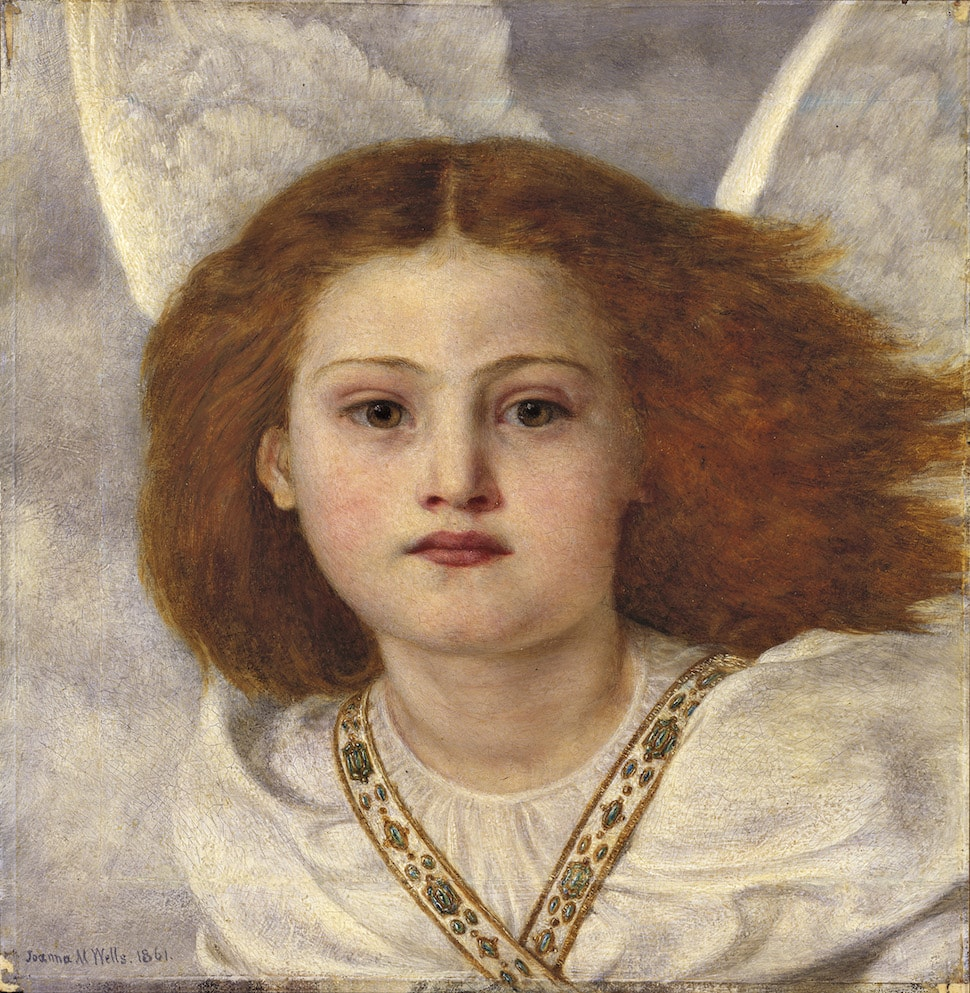 Thou Bird of God by Joanna Boyce Wells