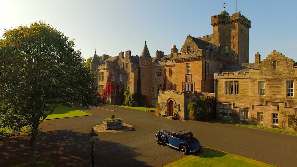 9 of the most regal castle hotels for a resplendent UK getaway