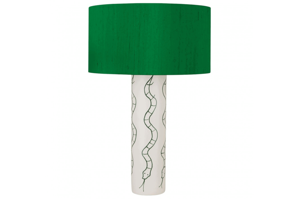 Luke Edward Hall Viper table lamp