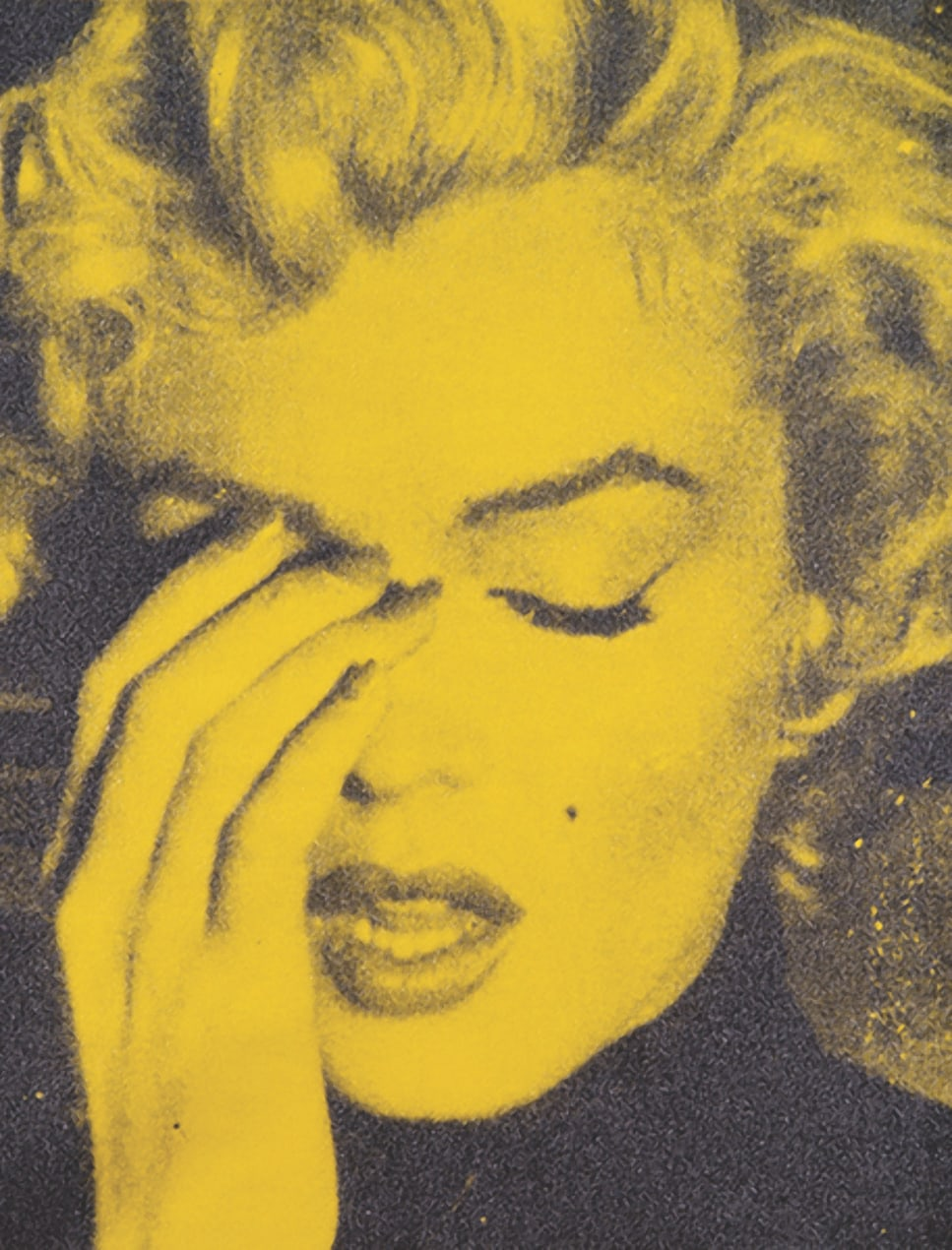 Russell Young Marilyn Monroe