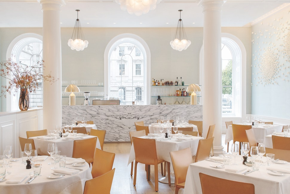 Skye Gyngell on putting her pursuit of eco-dining into practice