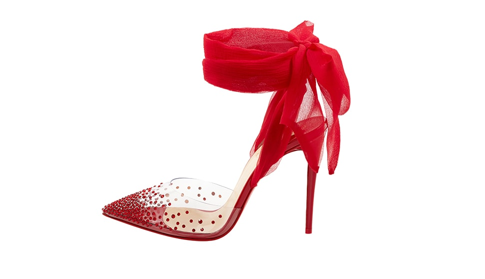 Christian Louboutin Miragirl Red Pump