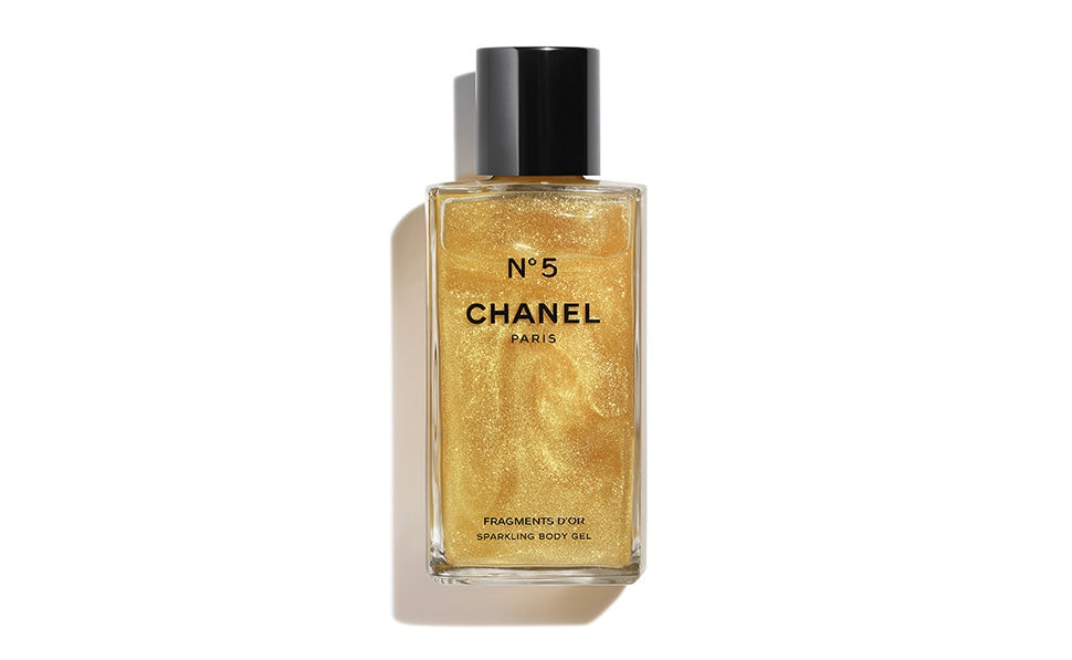 Coffret Chanel N°5 Holiday, No5 Fragments d'Or