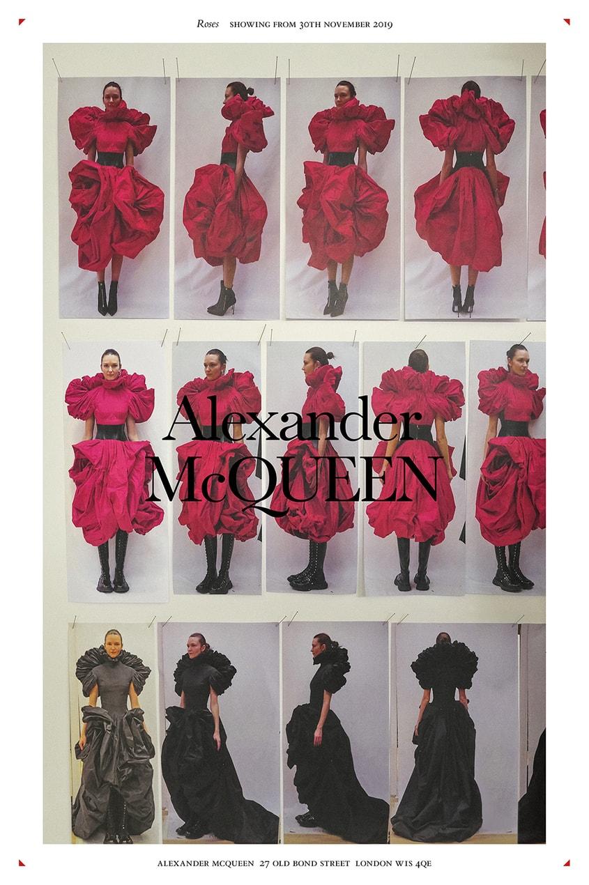 Alexander McQueen Roses