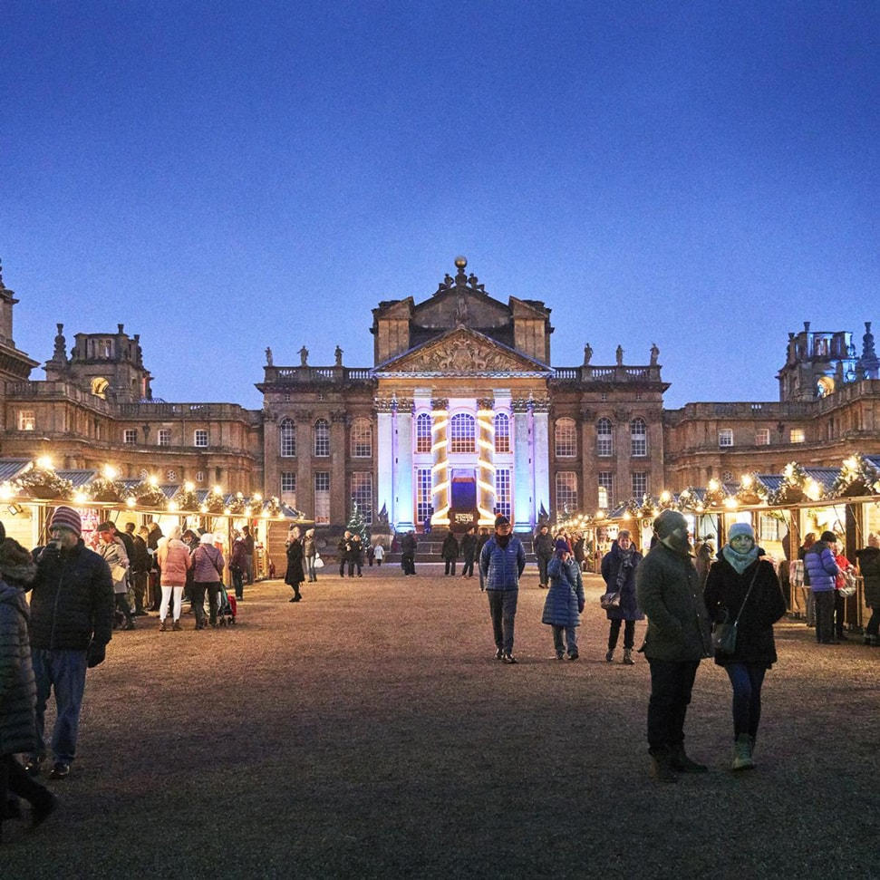 Blenheim Christmas Market