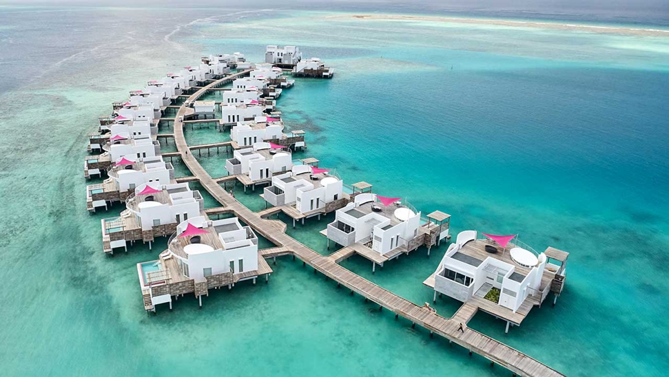 LUX* NORTH MALE ATOLL RESORT & VILLAS, MALDIVES