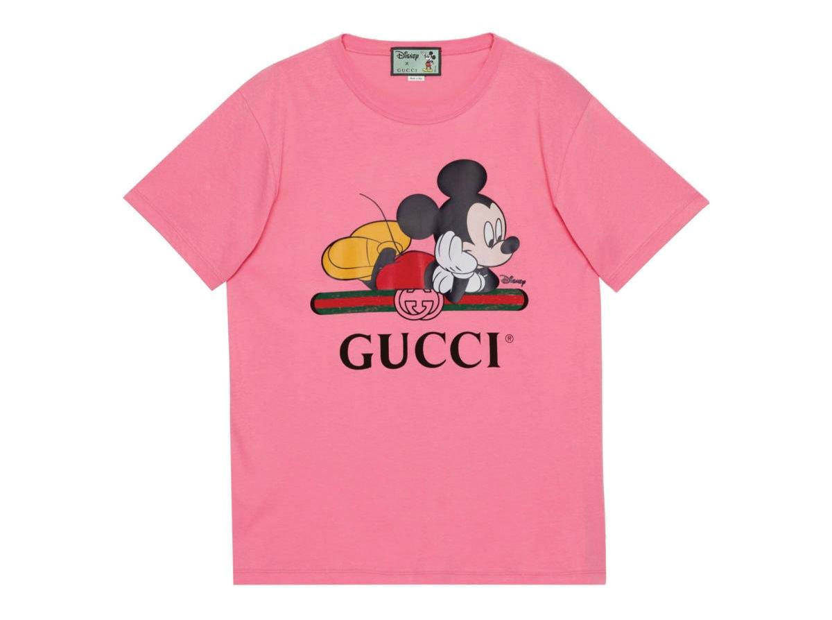 Disney x Gucci oversize T-shirt