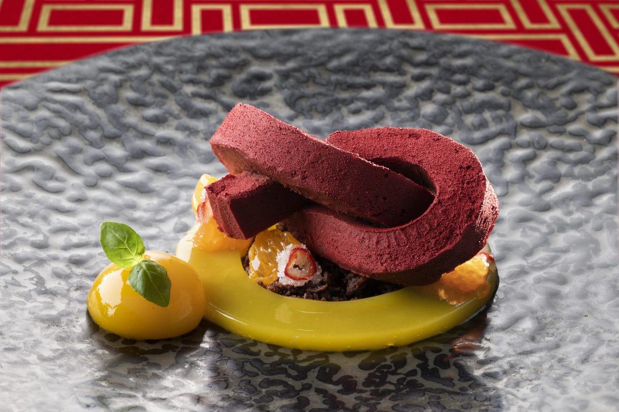 HKS 2020 CNY @Hanway = Seabass Dragon Well Tea Broth