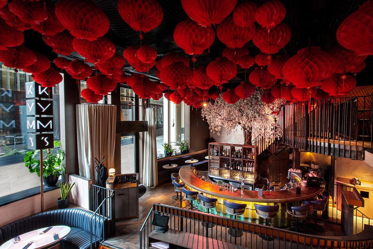 Kyms Chinese New Year x Rebecca Hope