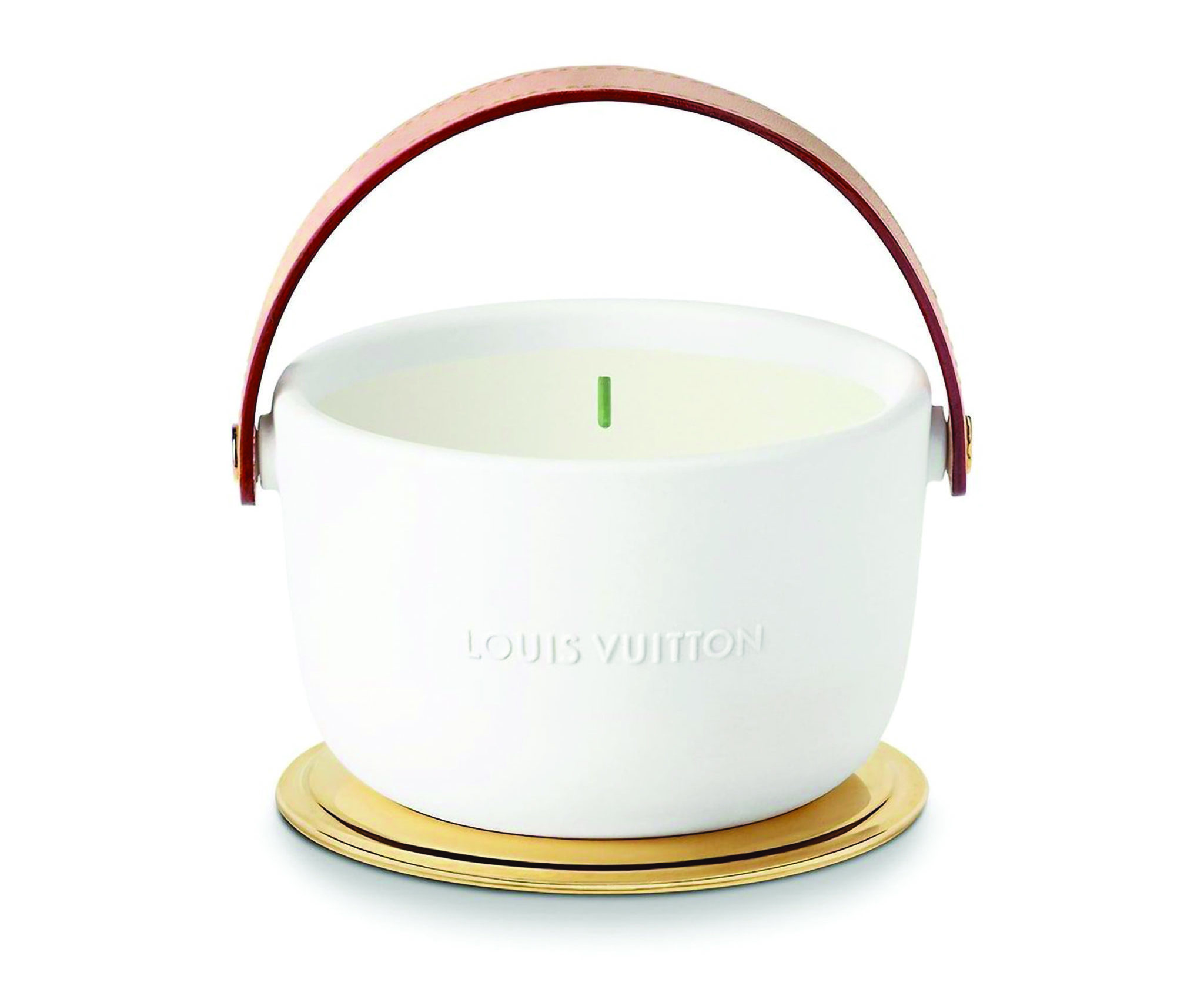 Louis Vuitton Feuilles d'Or Perfumed Candle