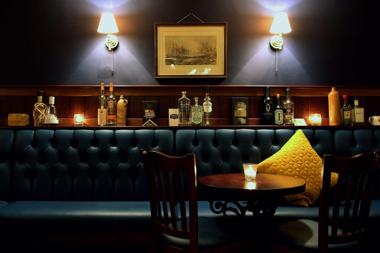 Merchant House Bar