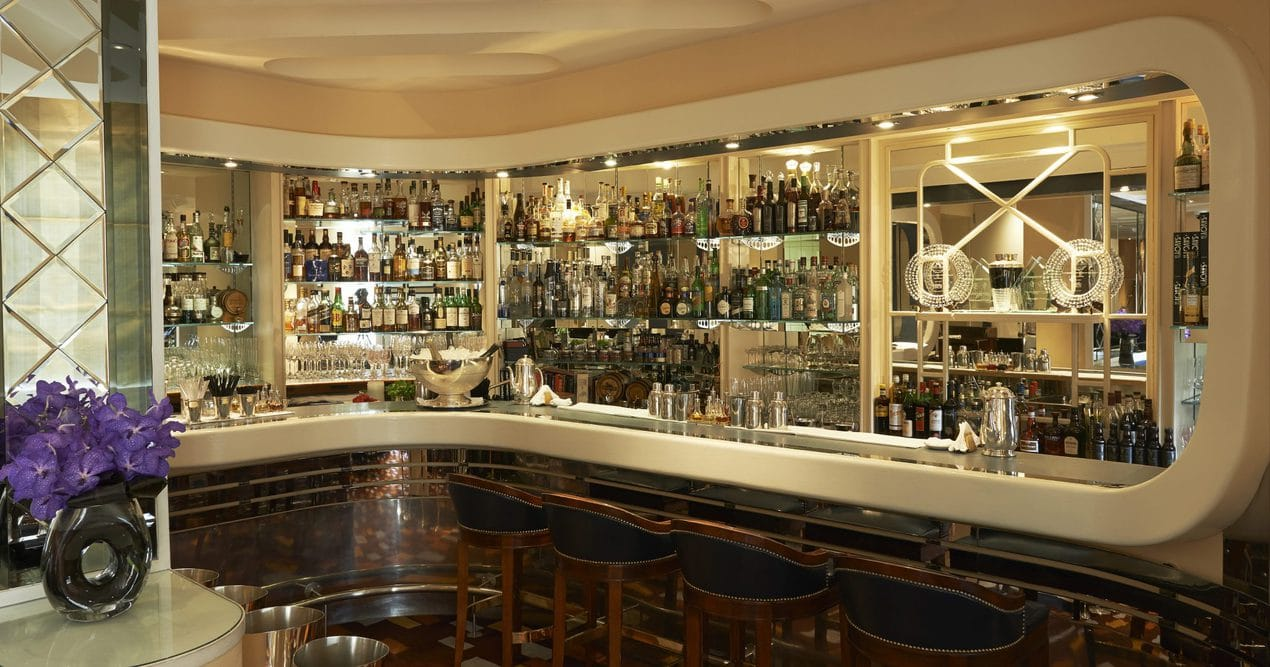 The American Bar Savoy London