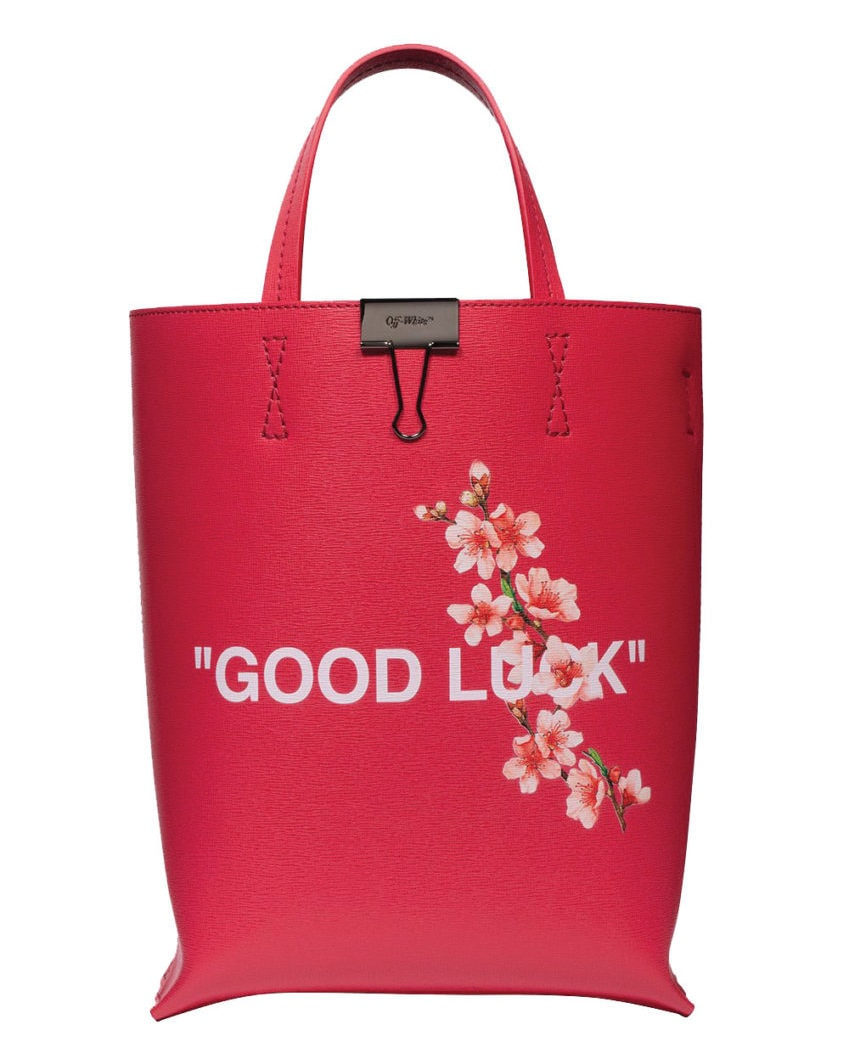 Off-White Lunar New Year tote