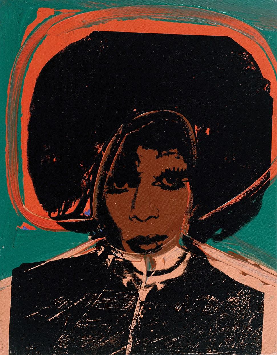Andy-Warhol-Ladies and Gentlemen Helen Harry Morales