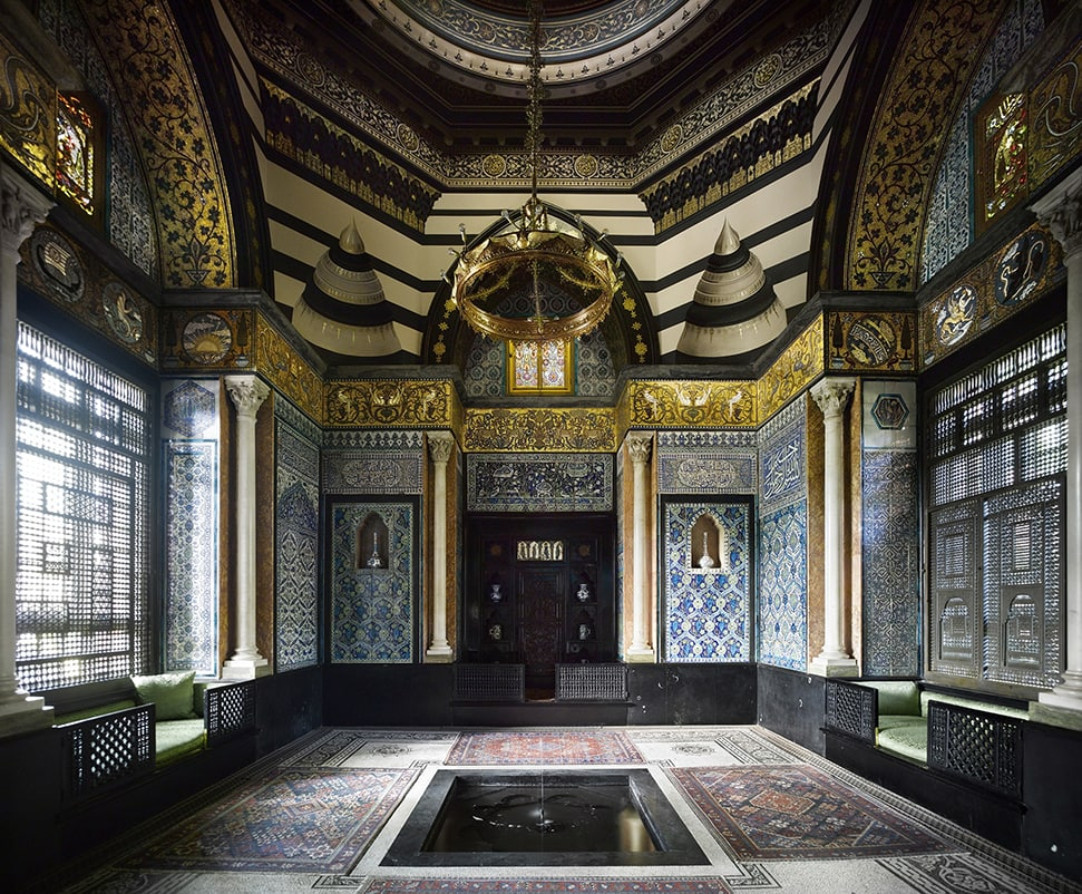 Leighton House Museum. Photography by Will Pryce