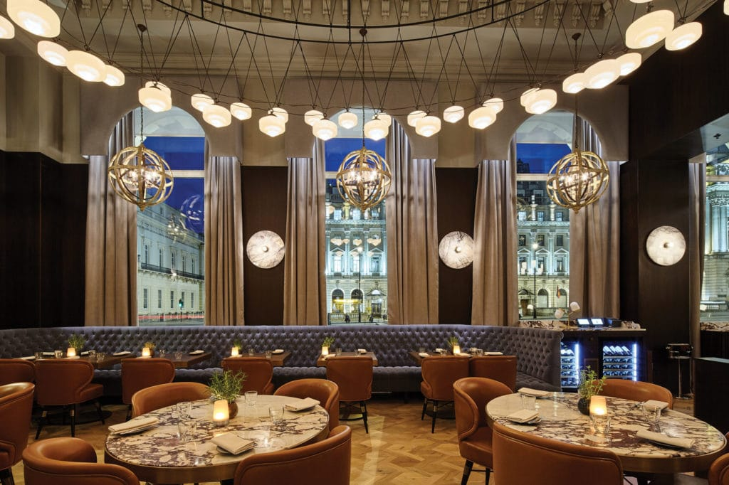 Food notes: The new restaurant openings to try in London this summer Sofitel WildHoney 1264 HighRes copy