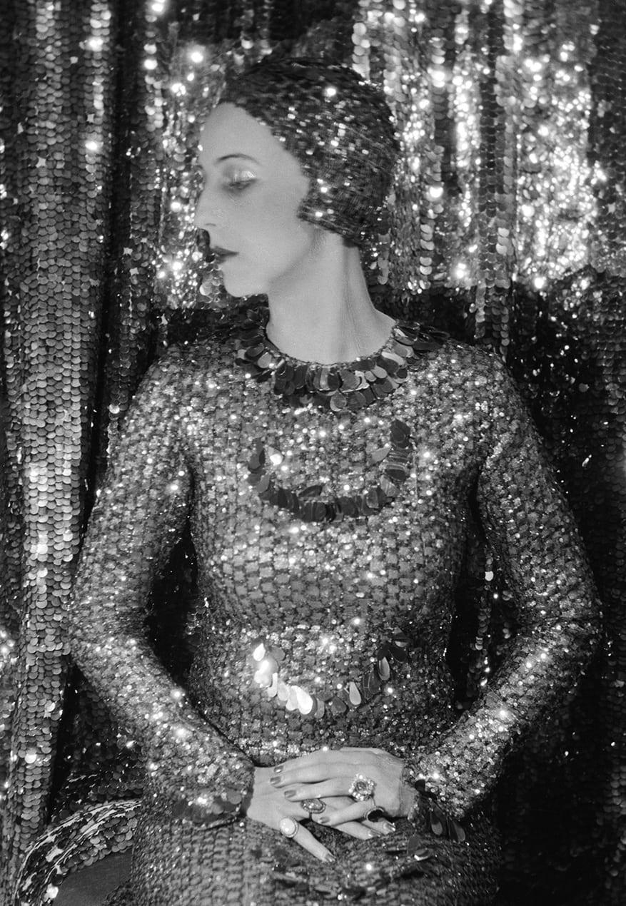 Paula Gellibrand, Marquesa de Casa Maury by Cecil Beaton, 1928. © The Cecil Beaton Studio Archive