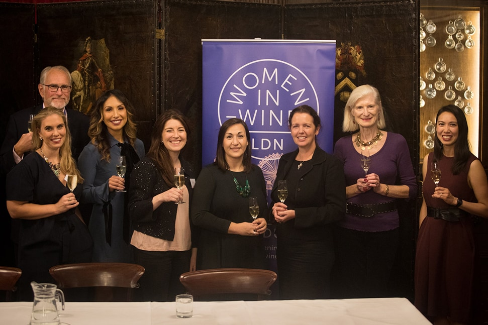 A Celebration of Women in Wine with The Vintner