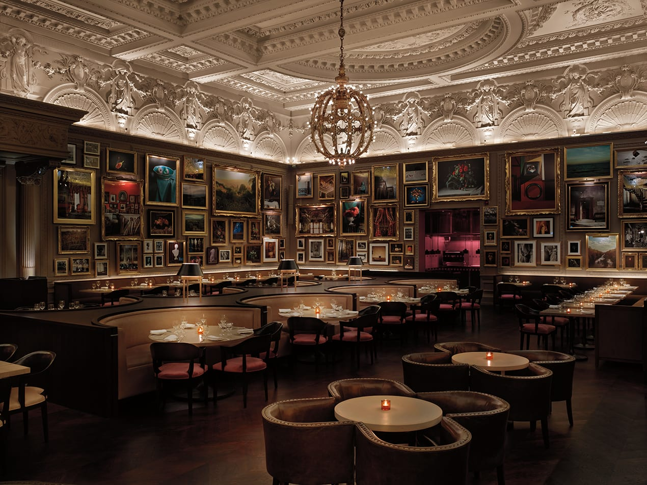 Berners Tavern The London EDITION Nikolas Koenig
