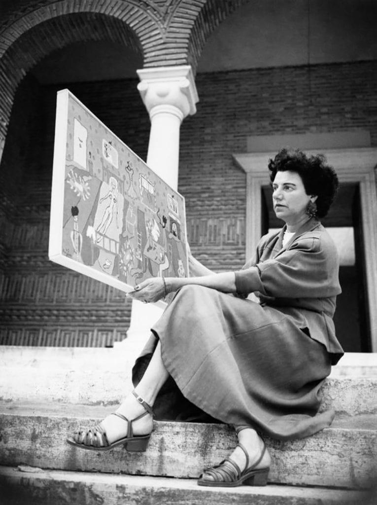 Film Screening Peggy Guggenheim Art Addict talk with Jacky Klein