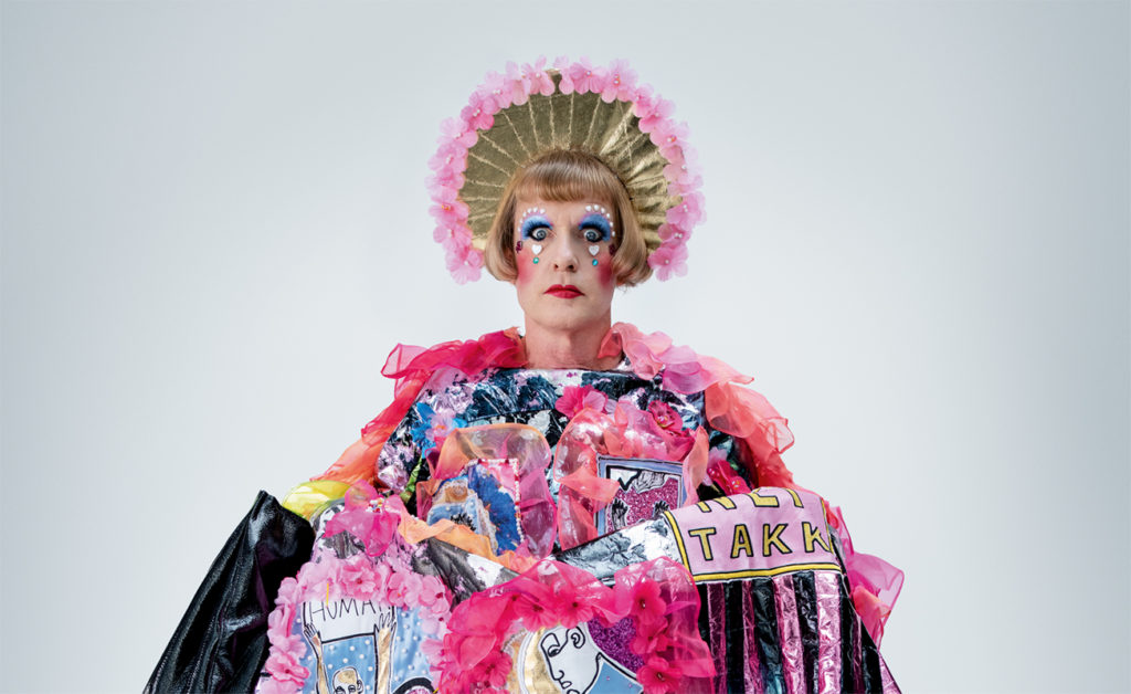 Grayson Perry. Photography by Tim Walker.